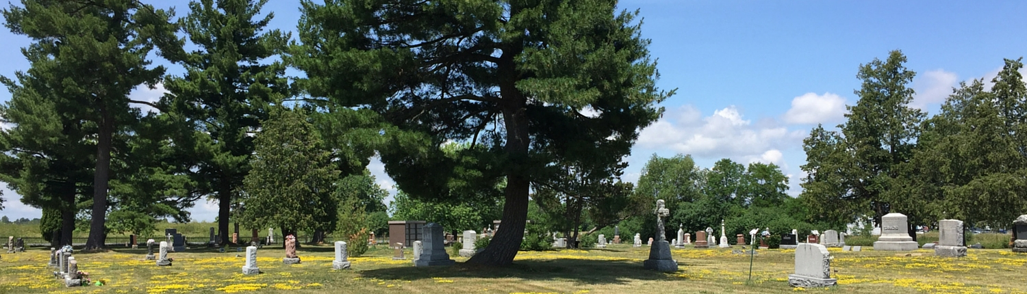 st pauls almonte community cemetery