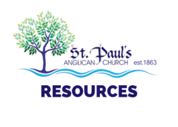 St. Paul's Anglican Church Almonte - Resources